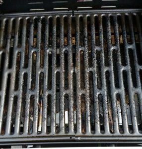 Krijgt u die vette barbecue niet schoon?